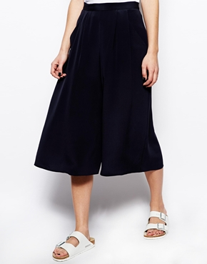 Whistles silk culottes