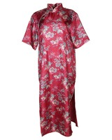 Silk Tunic Dress XL