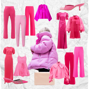 Pink, chanel, dior, matchesfashion, shoes, dresses, trousers, clutches