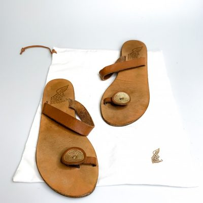 Ancient Greek Sandals Reloved Again second hand