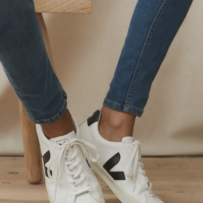 Veja White trainers reloved again secondhand